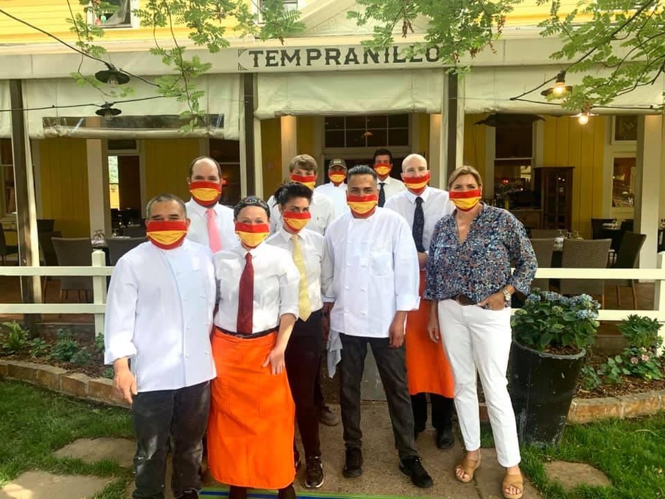 Tempranillo Covid Restrictions